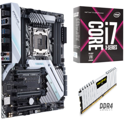 Motherboard and CPU Combo