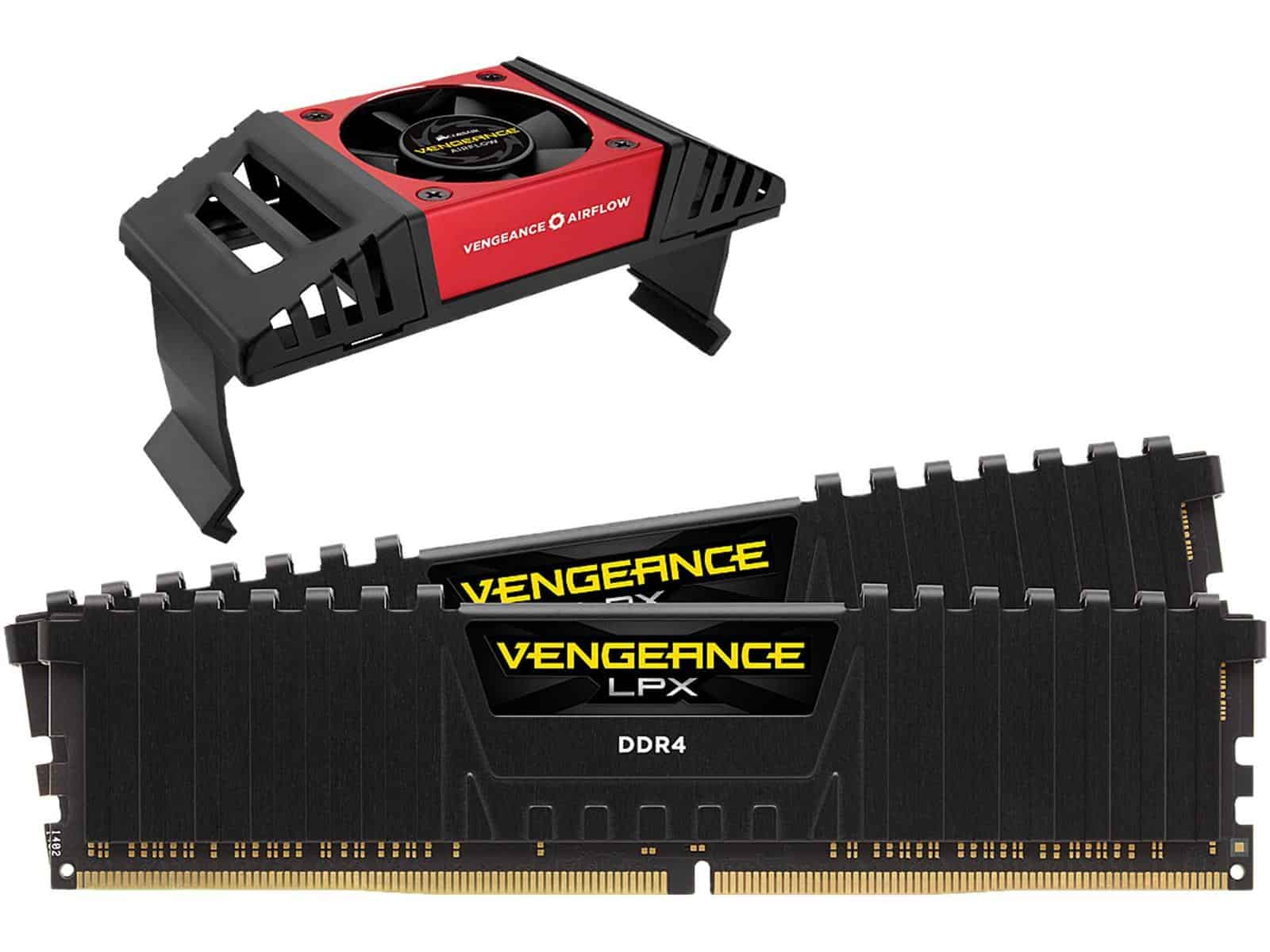 Corsair Vengeance LPX 16GB (2 x 8GB) DDR4-4266 Black