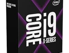 9th Gen X Series Processors(Socket FCLGA2066)