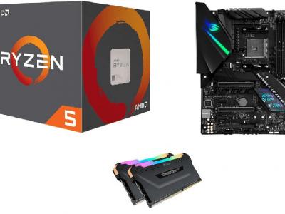AMD Ryzen™ 5 2600X Archives - Rockin IT