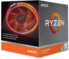 AMD Ryzen 9 3900X with Wraith Prism RGB cooler